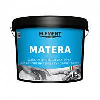Декоративная штукатурка Element Decor Matera 15кг (Riviera & Itaka)