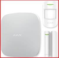 Комплект беспроводной сигнализации для офиса Ajax   (White)