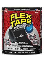 ✅ Сверхпрочная, прорезиненная, водонепроницаемая лента FLEX TAPE