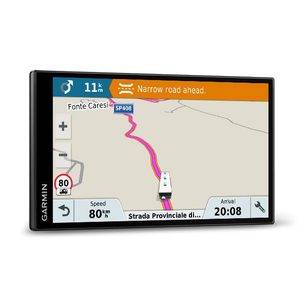 GPS-навигатор Garmin Camper 770 LMT-D ( 010 - 01768 - 01 )