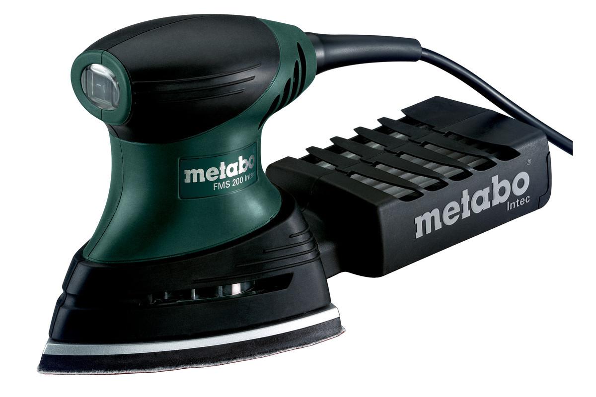 Виброционная шлифовальная машина Metabo FMS200 intec