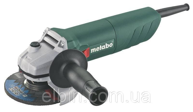 Болгарка Metabo W 850-125 New