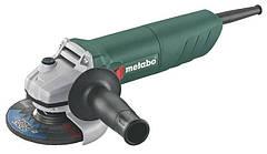 Болгарка Metabo W New 850-125