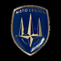 """Значок """"Нато Легион"""""""