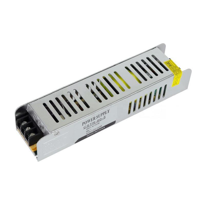 Блок питания OEM DC5 60W 12A СSTR-60-5 с EMC фильтром