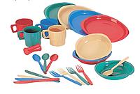 Набор посуды пластикового (на 4 персоны) Tramp