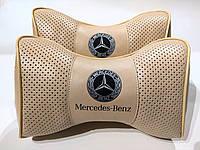 Подголовник (подушка) MERCEDES BENZ BEIGE, фото 1