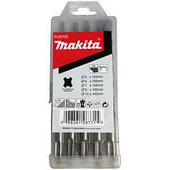Набір буров Makita D-20703 ( 5 шт.)