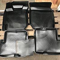 Резиновые автоковры Renault Logan, Sandero, Stepway, Duster