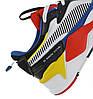 Мужские кроссовки Puma RS-X Toys White / Royal Пума белые с синим, фото 5