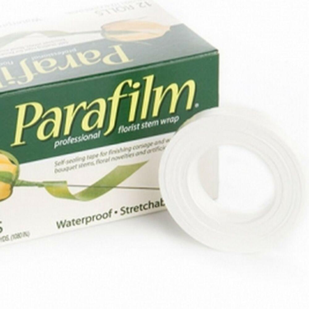 Лента для прививки растений Parafilm (США)