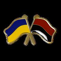 Значок Украина-УПА