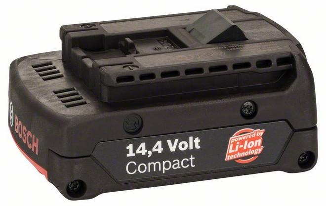 Акумулятор 14,4 V 1,5Ah Li-Ion BOSCH Знято з виробництва