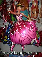 Шар Балерина,наполненный гелием, фото 1