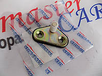 Палец замка верхний боковой сдвижной двери НОВЫЙ (фиксктор,зацеп)  Рено Мастер Renault Master 2003-2010