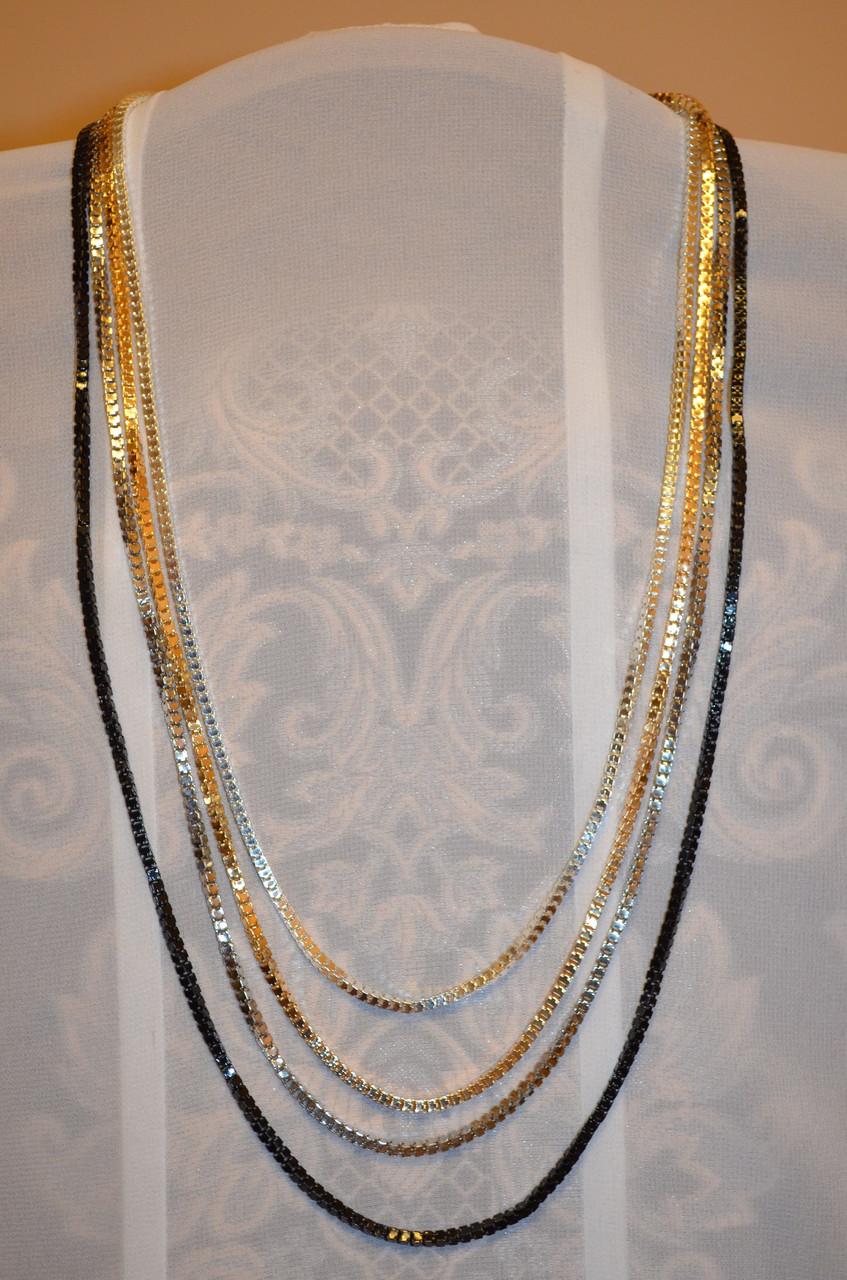 Ожерелье цепочка