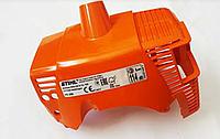 Корпус двигателя мотокосы Stihl FS 120, 200, 250