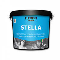 Декоративная штукатурка Element Decor Stella 3кг (Feerie)