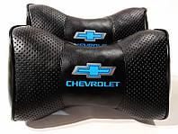 Подголовник (подушка) CHEVROLET BLACK, фото 1