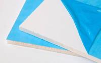 Односторонняя сэндвич панель ПВХ (толщ.пан. -11 мм, PVC толщ.- 0,75 мм )