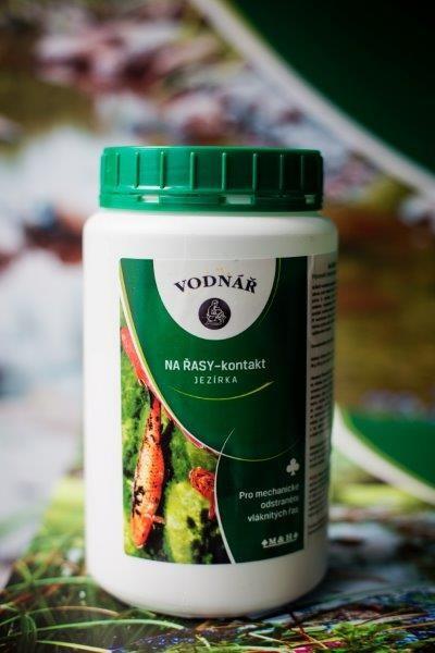 Биологический препарат Кристалл контакт для удаления водорослей