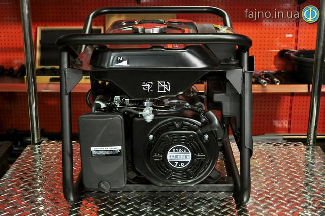 Бензиновая электростанция 3 квт Rato R3000 фото 2