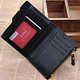 Якісний чоловічий гаманець портмоне Bogesi., фото 5