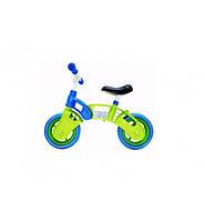 "Велобег STAR BIKE 10""  EVA колеса  голуб/салат КВ /2/(11-012 ГС)"