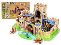 Набор фигурок для анимации StikBot  Замок / Крепость Castle Movie set 2120