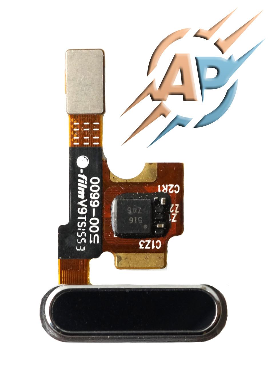 Кнопка сенсорная для смартфона Xiaomi Mi5 черный