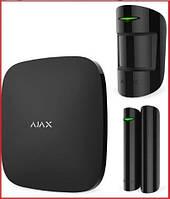 Комплект беспроводной сигнализации для офиса Ajax Original (Black), фото 1