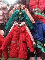 813faffbd3b Детские куртки оптом весна-осень Катя 134-152р  продажа