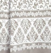 Плед Arya Хлопок 150X200 Finola Cotton Бежевый, фото 2