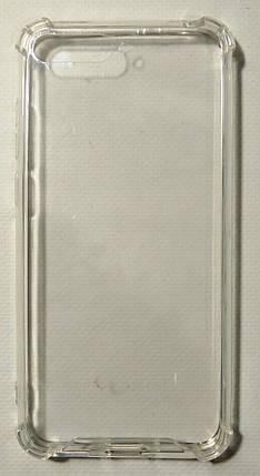 Силіконовий чохол Air Skin Huawei Y6 2018 Clear, фото 2