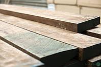 Доска обрезная Американский Орех 52 мм (1 сорт)