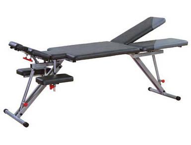 Массажный стол Gym ST702 стационарный