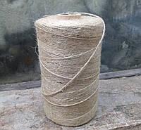 Нить(шпагат)  джутовая двухниточная( 900м), фото 1