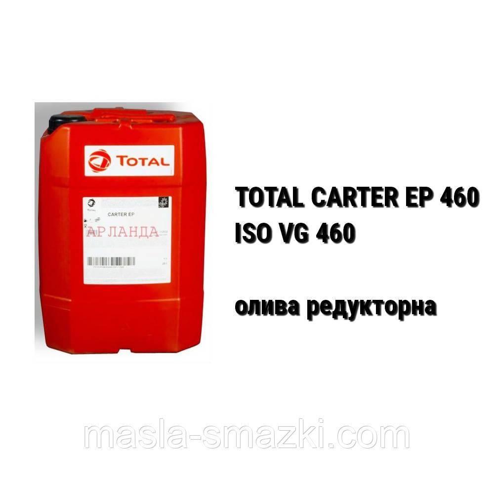 TOTAL CARTER EP 460 (ISO VG 460) олива редукторна (20 л)