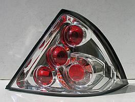 Ford Mondeo 3 оптика задняя хром