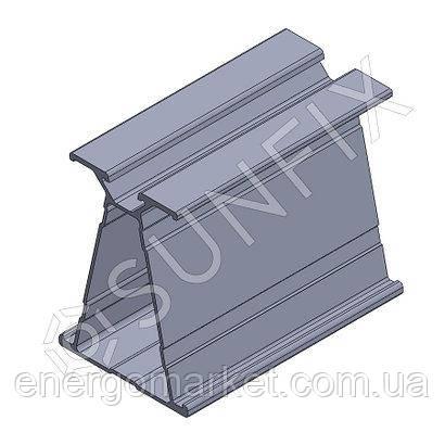 Рейка из анодированного алюминия FS-F10-4372