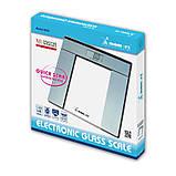 Весы электронные напольные на стеклянной платформе Momert, фото 2