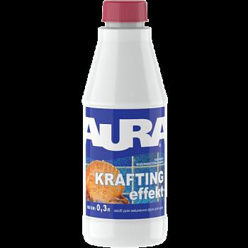 Средство для упрочнения затирки для швов AURA Krafting Effekt, 0,33л