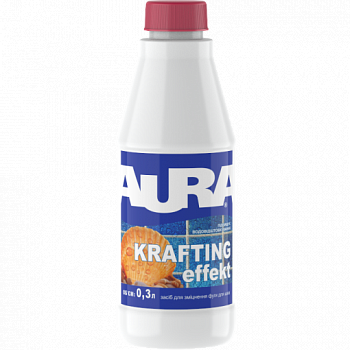 Средство для упрочнения затирки для швов AURA Krafting Effekt, 0,33л, фото 2