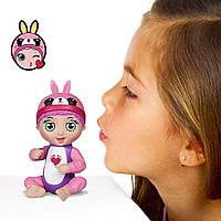 Интерактивная ручная кукла Тесс Кролик Introducing Tiny Toes Ticklish Tess, 56082T, фото 1