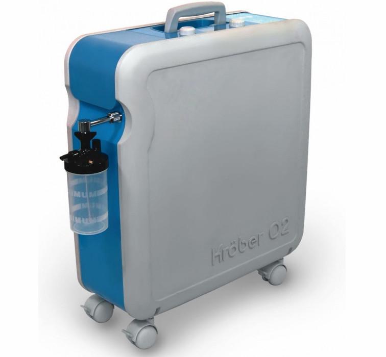 Концентратор кислорода Krober O2 6L Oxygen Concentrator с пробегом
