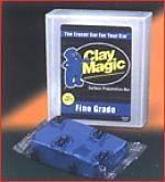 Шлифовальный пластилин №CM2200 Clay Magic® Fine Grade/Blue USA