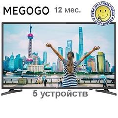"""Телевизор Strong SRT 40 FA 3303U, 40""""   101см, ANDROID    MEGOGO """"Оптимальный"""" 12 месяцев на  5 экранах в одной подписке !, ANDROID, Ci +, 40"""", MEGOGO, DVB-S2"""