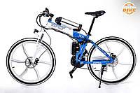 Электровелосипед фетбайк BMW ELECTROBIKE