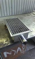 Трап н/ж сталь для ресторана.jpg