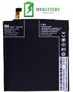 Оригинальный аккумулятор АКБ батарея Xiaomi BM31 для XIAOMI Mi3